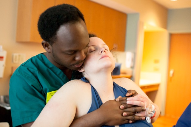 Hospital Births: Creating Your Own Sacred Space